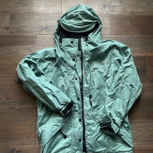 Men's Rei Jacket. Used. Fits like a Men's Small.